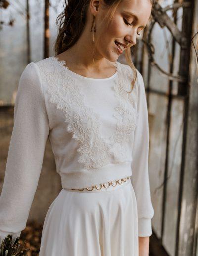 Brautpullover Sadie