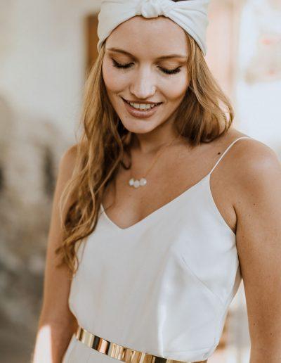 Bridal Turban Pixie