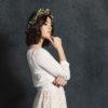 Braut Pullover Klara in ivory