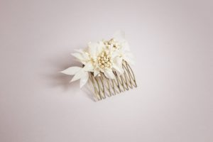 Headpiece Blüten für die Braut